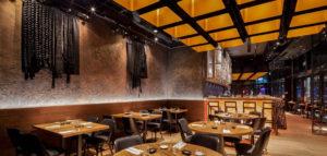 Wnętrza restauracji WABU – Sushi & Japanese Tapas projektu studia Robert Majkut Design
