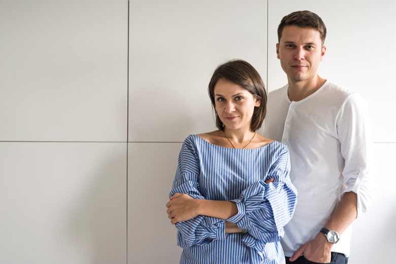 Tomasz Janiec, Kamila Fijałkowska-Janiec / MEEKO Architekci