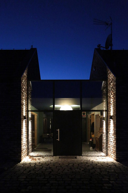 Dom Stodoła, woj. opolskie. Projekt: Modern Studio Architektury | Architekt Maciej Rempalski