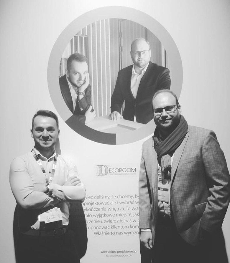 10 lat pracowni Decoroom. Wywiad z Adamem Budzyńskim oraz Jakubem Bartosem.