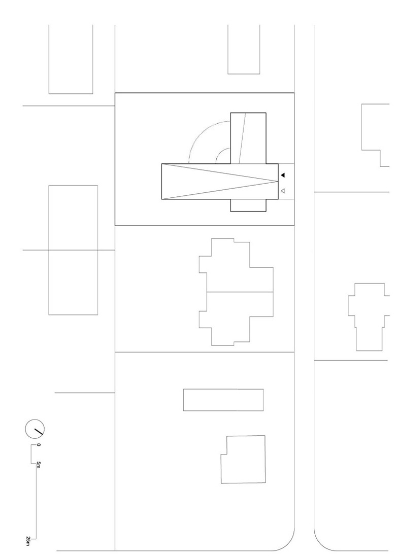Dom Kwadrantowy. Projekt: Robert Konieczny | KWK Promes