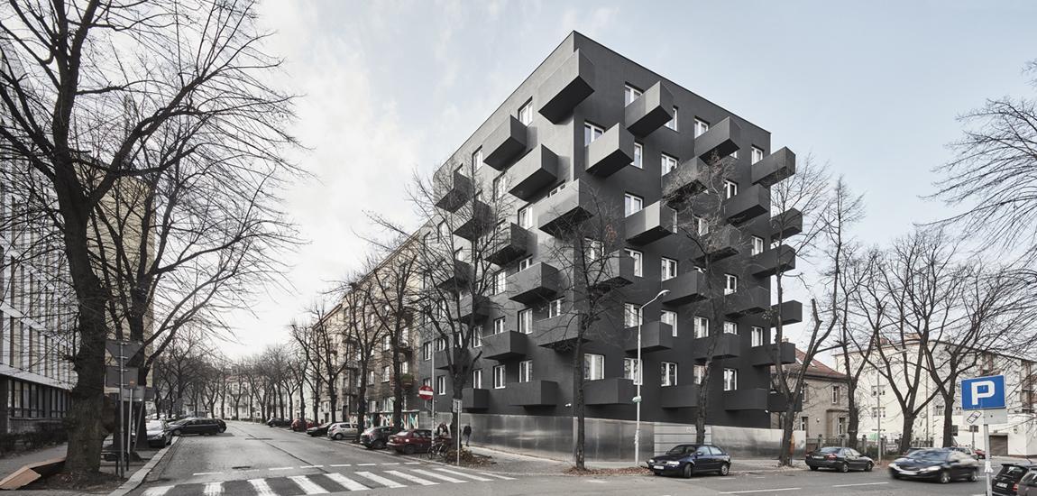 Unikato z Nagrodą Roku SARP dla najlepszego budynku wielorodzinnego w Polsce