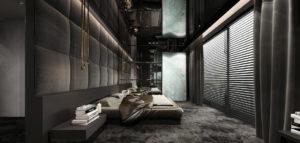 """""""Rakija"""" – luksus ze smakiem we wnętrzach domu projektu pracowni Otwarte Studio Sztuka"""