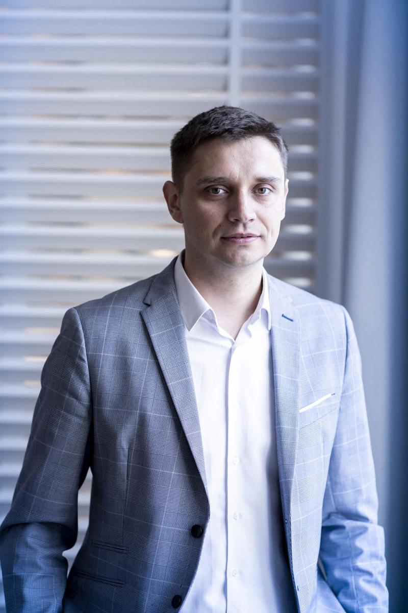 Jarosław Grabowski, ekspert ABB ds. automatyki budynku