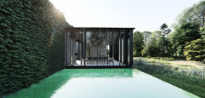 Dom wpisany w krajobraz projektu studia MODULA architekci