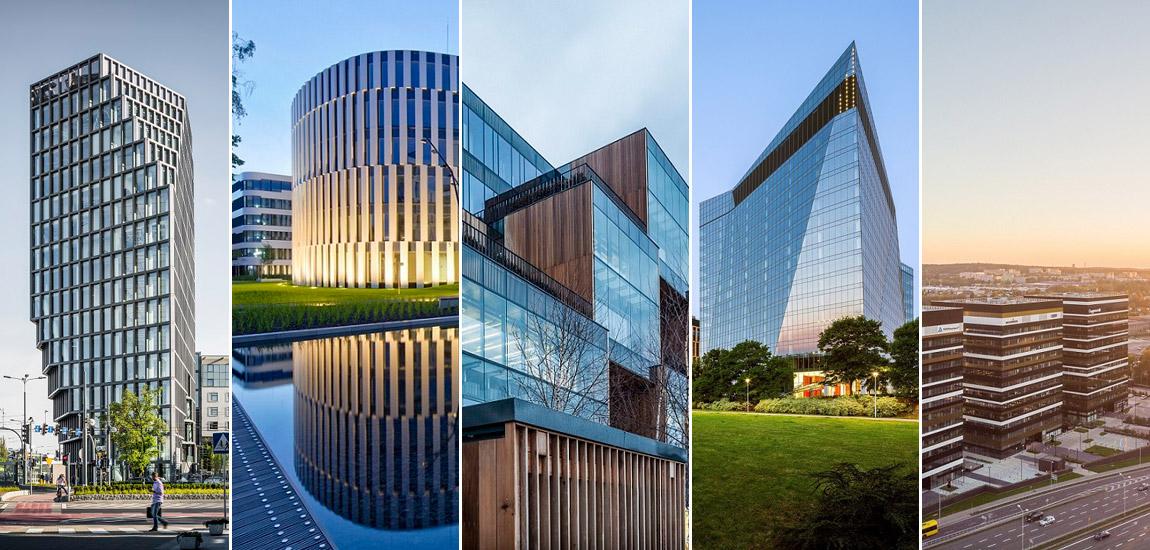Komercyjne dzieła sztuki – ranking CBRE najciekawszych biurowców w Polsce