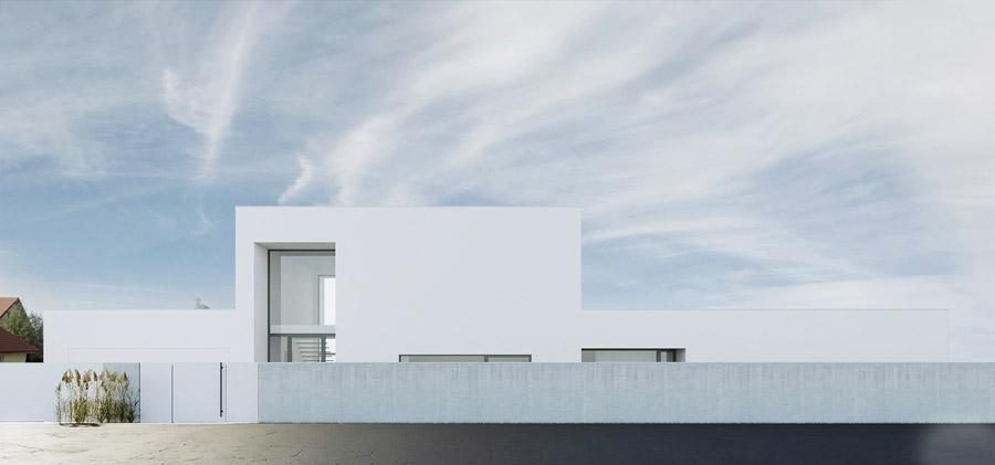 Dom dla czteroosobowej rodziny w Lublinie. Projekt:081 Architekci
