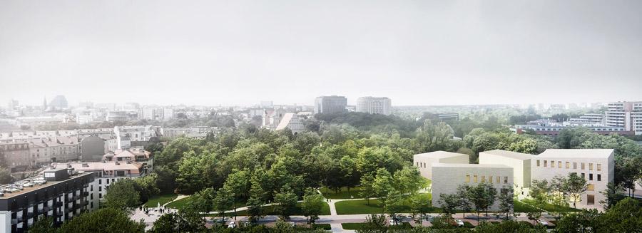Muzeum Powstania Wielkopolskiego. I Nagroda w konkursie:WXCA | Pracownia Architektoniczna