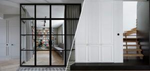 Apartament z prywatną biblioteką pracowni MADAMA