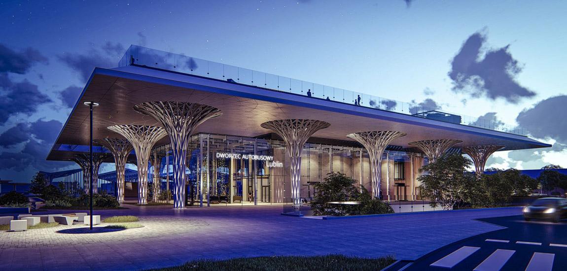 Dworzec Metropolitalny w Lublinie pracowni Tremend w finale World Building of the Year