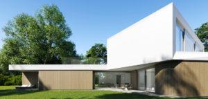 Dom Meandrowy pracowni Banach Architekci