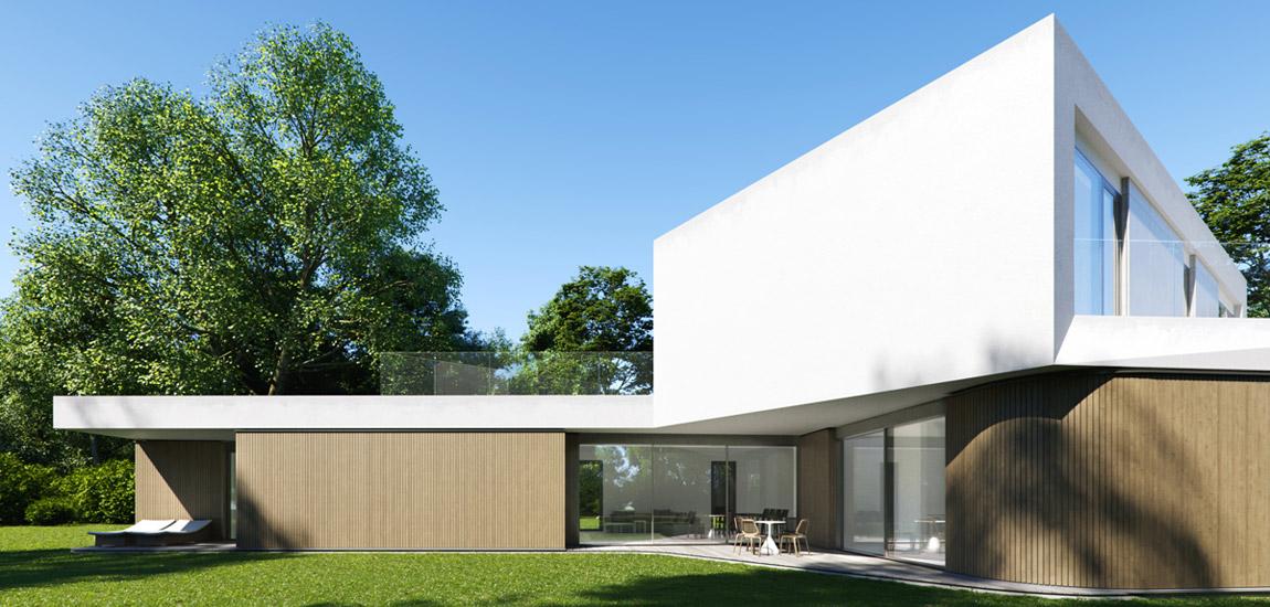 Dom Meandrowy, Poznań. Projekt:Banach Architekci | Piotr Banach