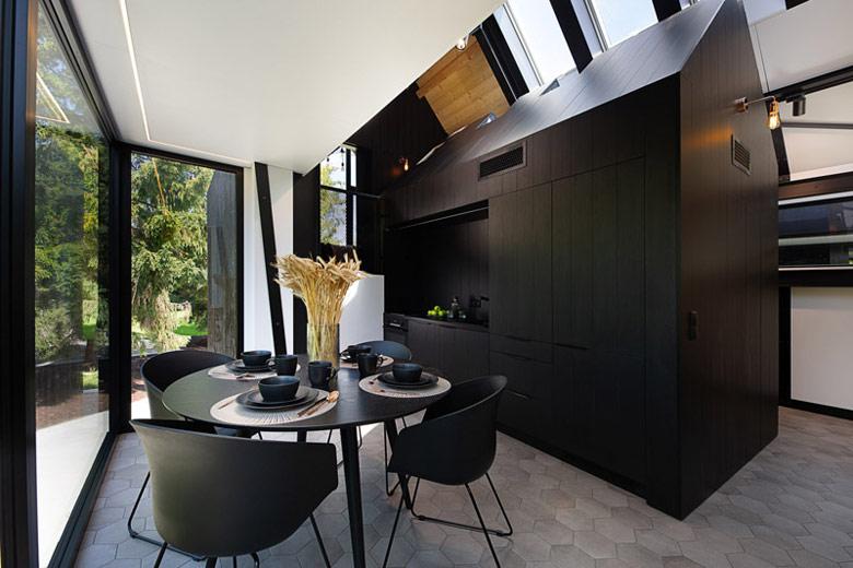 CAMPPINUS PARK Innovative Resort, Jezierzany. Projekt wnętrz:mode:lina™. Zdjęcia: Studio Prototypownia