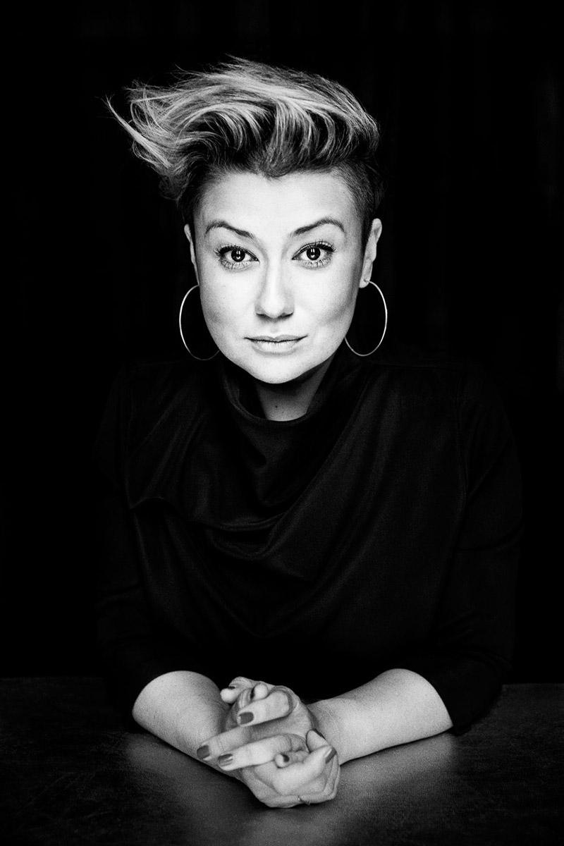 Katarzyna Kuo-Stolarska, właścicielka pracowni KUOO Architects