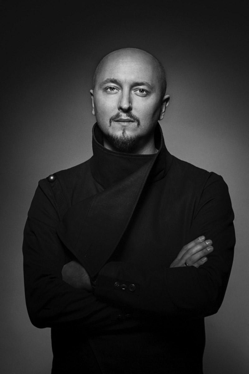 Paweł Sokół, prezes SAW i właściciel pracowni EXIT DESIGN