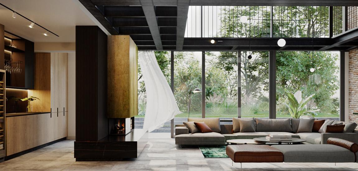 Art Deco po Warszawsku – modernizacja przedwojennej willi projektu JMW Architekci