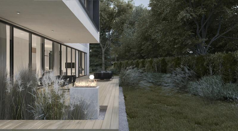 Dom jednorodzinny w Katowicach. Projekt:MOOMOO Architects