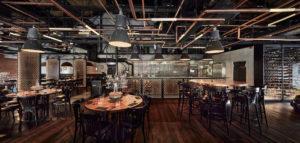 Wnętrza restauracji Zoni projektu Mirosława Nizio nominowane do prestiżowej nagrody