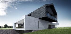 Dom w Gorlicach pracowni ANTA Architekci