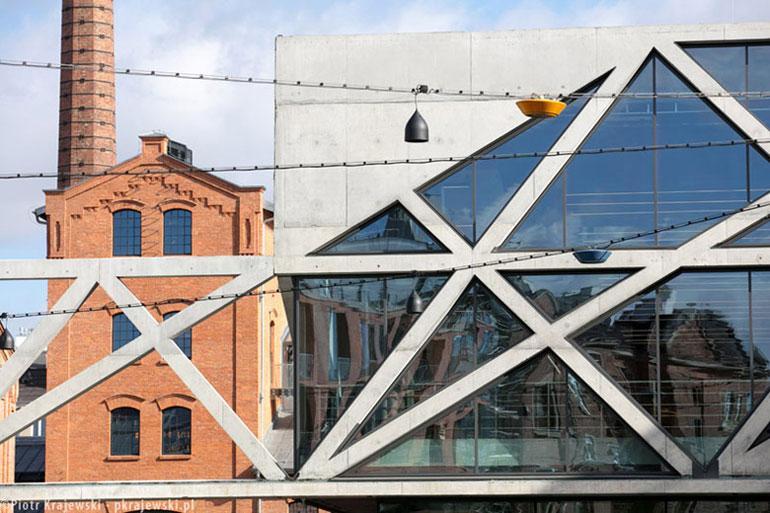 Centrum Praskie Koneser, Warszawa.  Zdjęcie. Piotr Krajewski