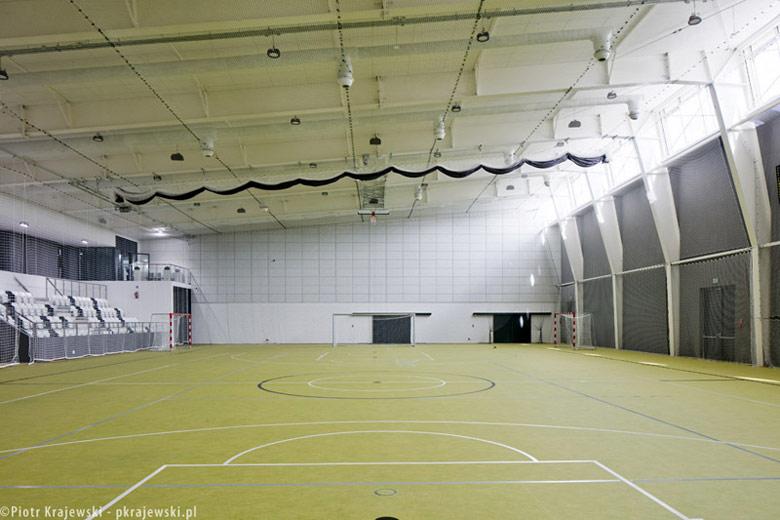 Centrum Sportu w Raszynie Projekt: MD Polska. Zdj. Piotr Krajewski