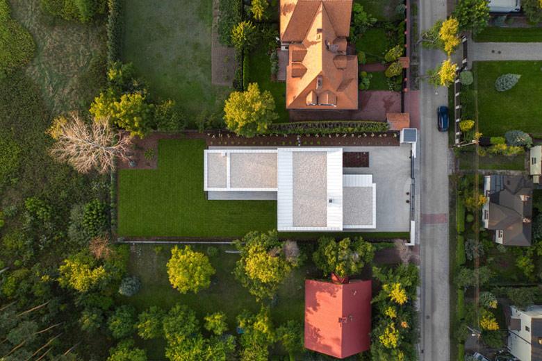 Zet Dom, Warszawa. Projekt: Paweł Lis Architekci. Zdjęcie: Radek Gałczyński
