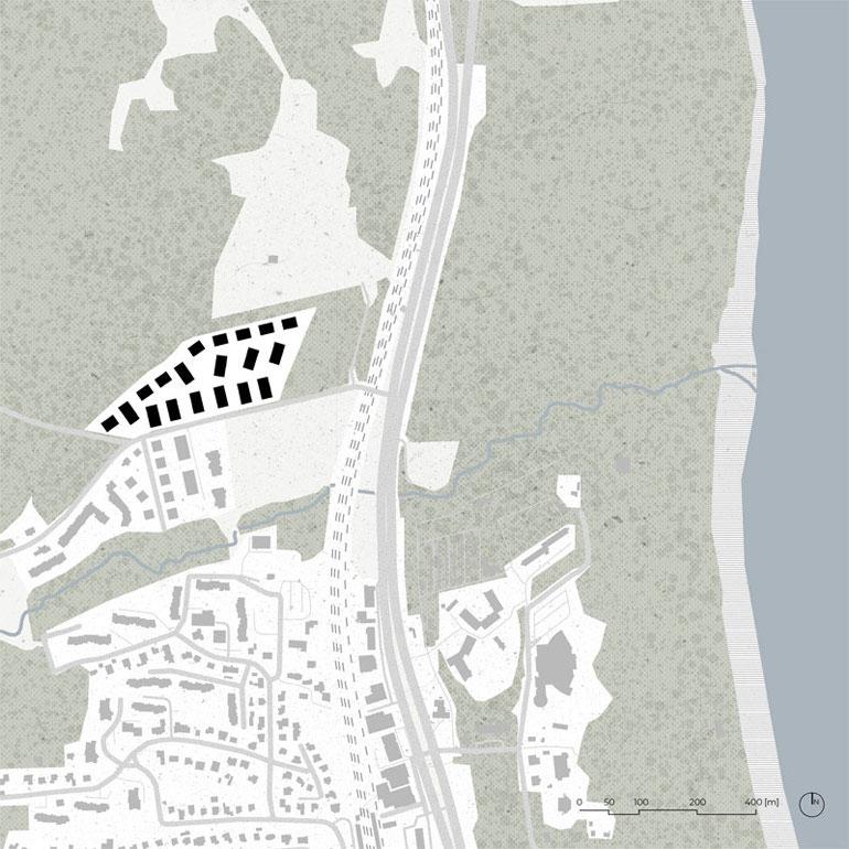 Osiedle Nowe Kolibki, Gdynia. Projekt: Roark Studio