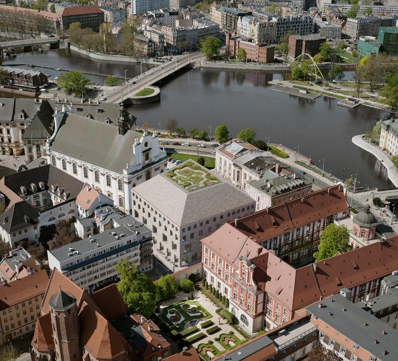 Muzeum Książąt Lubomirskich we Wrocławiu. Projekt: WXCA | Pracownia Architektoniczna