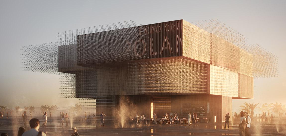 3 Nagrody dla pracowni WXCA z Polski na Międzynarodowym Biennale Młodych Architektów!