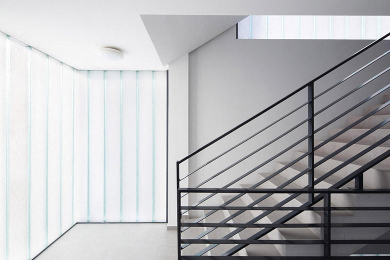 Apartamentowce Złota 19 w Katowicach. Projekt: Zalewski Architecture Group. Zdj. Tomasz Zakrzewski / Archifolio