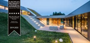 Dom Green Line pracowni Mobius Architekci nagrodzony w Londynie!