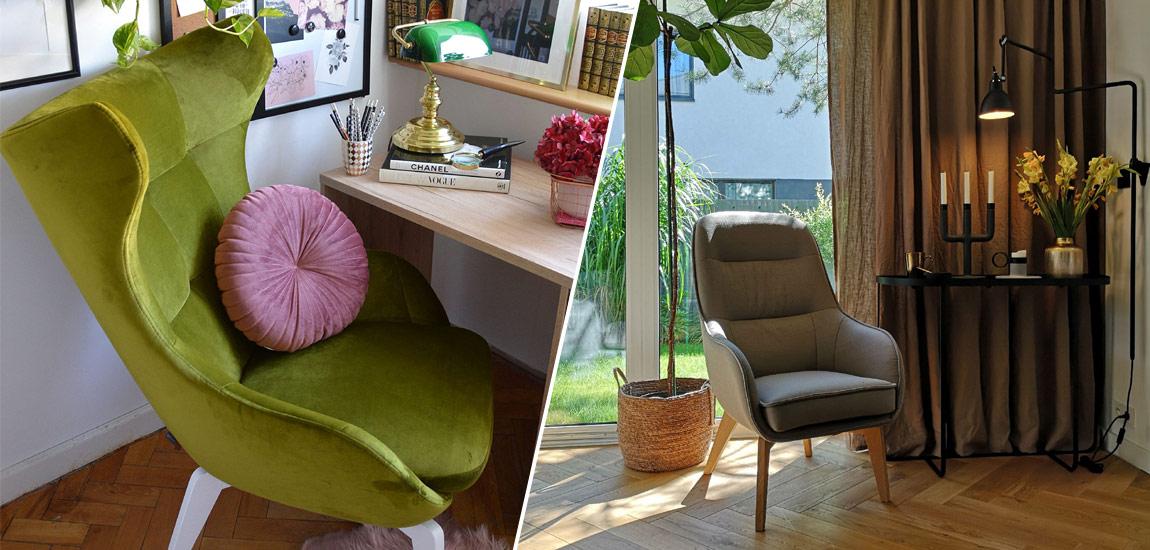 Fotele Gala Collezione w rękach projektantów i blogerów