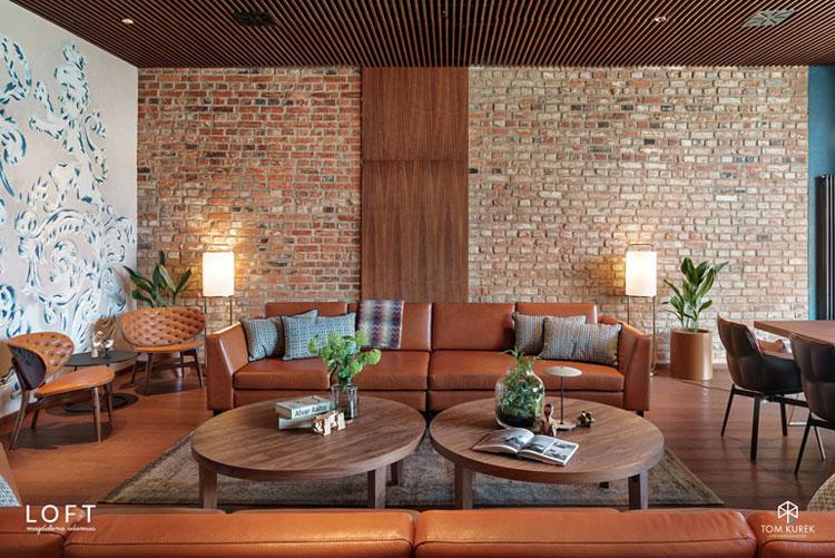 Radisson Hotel & Suites Gdańsk. Projekt wnętrz: LOFT | Magdalena Adamus. Zdj: Tom Kurek