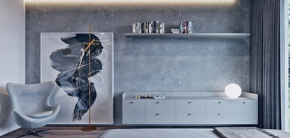 Klasyka i minimalizm. Wnętrza domu pracowni KONZEPT Architekci
