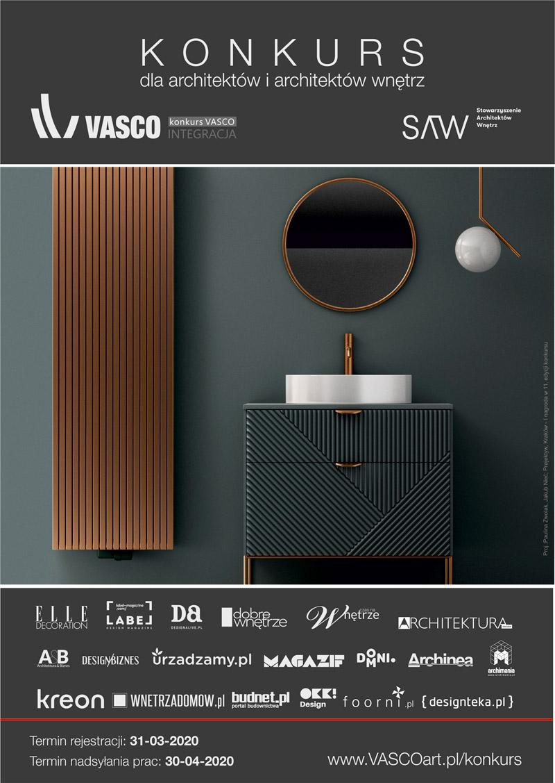Wystartowała 12. edycja konkursu VASCO Integracja 2020!