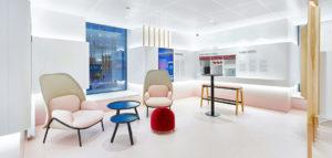 Nowoczesna i ekologiczna przestrzeń w oddziale Alior Banku projektu Roberta Majkuta