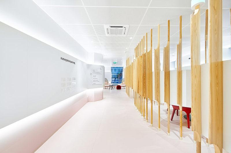 Nowy oddział Alior Banku w Warszawie. Projekt wnętrz: Robert Majkut Design