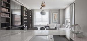 Czysta karta – komfortowy apartament projektu Pauliny Taff