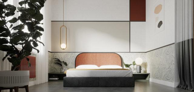 Estetyka modernizmu w nowoczesnej i świeżej formie. Mieszkanie projektu studia Inbalance