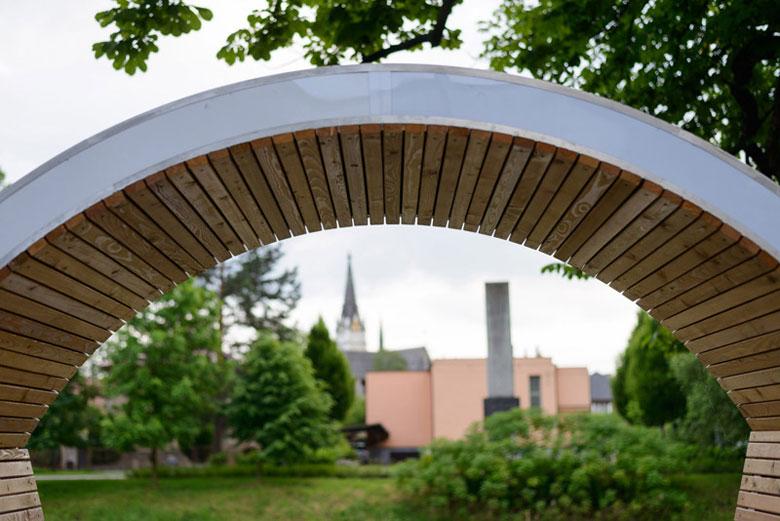 Open Air Museum Cieszyn. Český Tĕšín. Projekt: RS+ Robert Skitek. Zdjęcie: Tomasz Zakrzewski