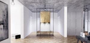 Eklektyczne wnętrza domu projektu Filipa Raupuka