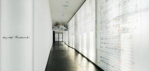 Wystawa w hołdzie Krzysztofowi Pendereckiemu pracowni Nizio Design International