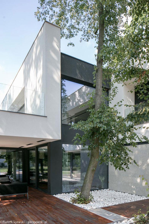 Lo.....ng House, Łódź. Projekt: Reform Architekt | Marcin Tomaszewski. Zdjęcie: Piotr Krajewski