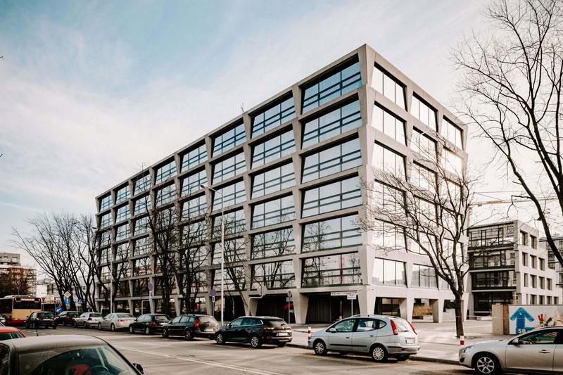 Vienna House Mokotow Warsaw. Projekt architektoniczny: JEMS Architekci