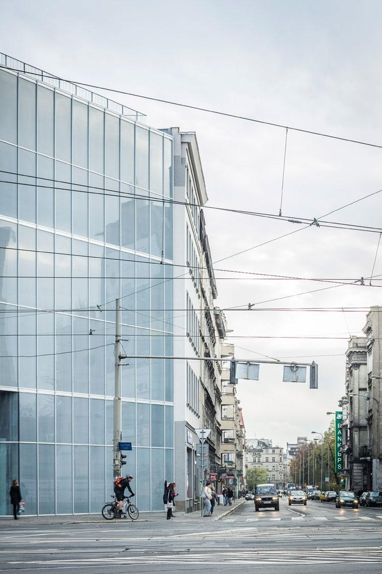 Centrum Sztuk Użytkowych. Centrum Innowacyjności. ASP, Wrocław. Projekt:PAG | Pracownia Architektury Głowacki