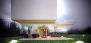 Dom Horizontal House pracowni Autograf Studio