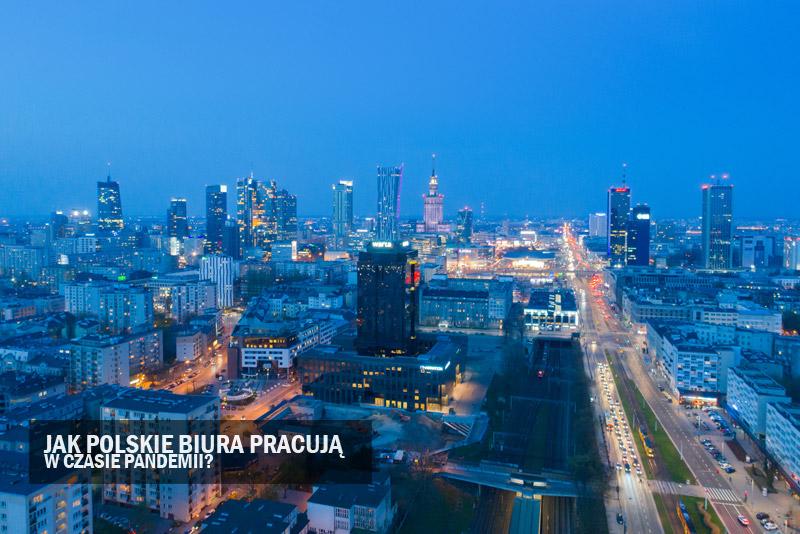 Jak polskie pracownie i architekci funkcjonują w czasie pandemii? Zdj. Piotr Krajewski