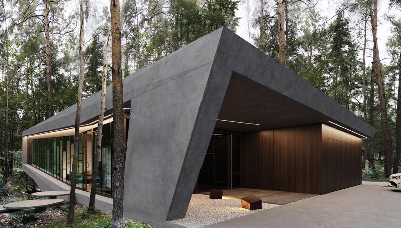 Dom RE: Joshua Tree House. Projekt: Reform Architekt | Marcin Tomaszewski