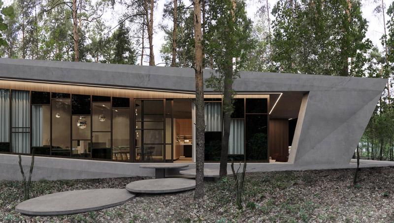 Dom RE: Joshua Tree House. Projekt: Reform Architekt   Marcin Tomaszewski