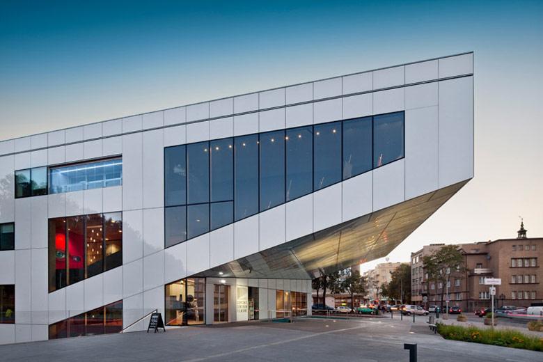 Gdyńskie Centrum Filmowe. Projekt: Arch-Deco